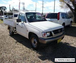 2003 Toyota Hilux RZN149R 2WD Workmate 2.7 4cyl 5spd Manual Tidy Country Ute  for Sale