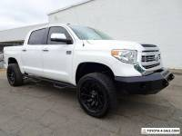 2014 Toyota Tundra 1794 Edition Extended Crew Cab Pickup 4-Door 4X4 Lifted Truck