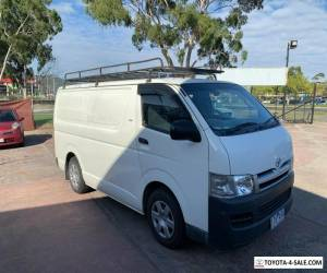 2005 Toyota Hiace petrol van for Sale