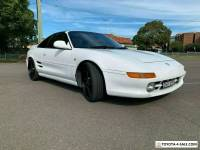 MR2 TOYOTA TARGA 5 Speed
