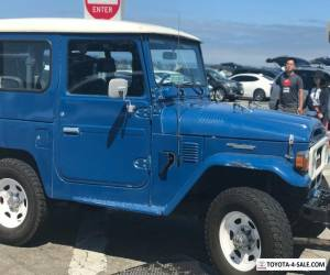 1982 Toyota Land Cruiser for Sale