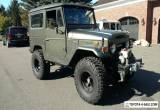 1974 Toyota Land Cruiser REMOVABLE HARD TOP MODEL WITH CUSTOM PAINT for Sale