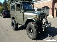 1974 Toyota Land Cruiser REMOVABLE HARD TOP MODEL WITH CUSTOM PAINT