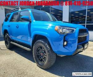 2019 Toyota 4Runner TRD Pro 4x4 Sunroof Navigation Rear Camera Voodoo for Sale
