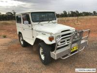 1982 BJ42 Toyota Landcruiser SWB 4 Speed Diesel