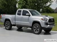 2017 Toyota Tacoma Sport
