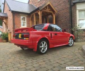 1988 TOYOTA MR2 MK1 AW11 for Sale