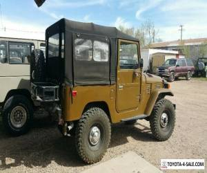 1977 Toyota Land Cruiser CONVERTIBLE for Sale