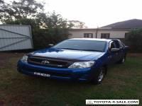 TOYOTA HILUX SR V6 MANUAL DUAL CAB
