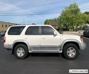 2000 Toyota 4Runner Limited for Sale