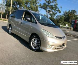 2004 Toyota Estima /Tarago Aeras G Edition Gold Automatic A Wagon for Sale