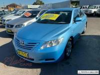 2007 Toyota Camry ACV40R Altise Blue Automatic 5sp A Sedan