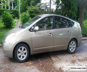2005 Toyota Prius Brown / Tan for Sale