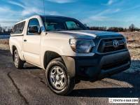 2014 Toyota Tacoma 4x2 109.6 in. WB
