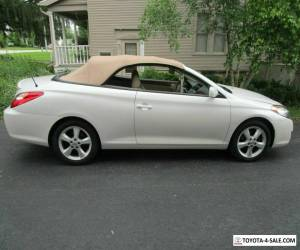 2006 Toyota Solara SLE for Sale
