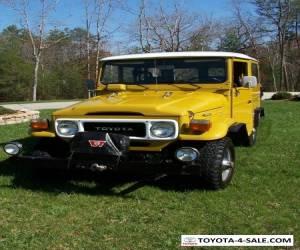 1979 Toyota Land Cruiser FJ40 for Sale