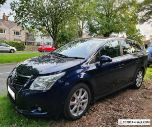 TOYOTA AVENSIS 2.0 D-4D DIESEL ESTATE TR MODEL - FULL TOYOTA SERVICE HISTORY for Sale