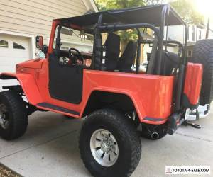 1972 Toyota Land Cruiser Base for Sale