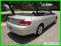 2001 Toyota Solara SLE V6 65,338 Low Miles Clean Carfax