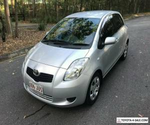 2006 Toyota Yaris NCP91R YRS Silver Automatic 4sp A Hatchback for Sale