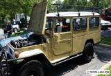 1981 Toyota Land Cruiser HJ47 for Sale