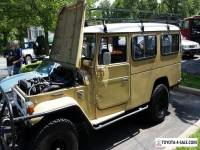 1981 Toyota Land Cruiser HJ47