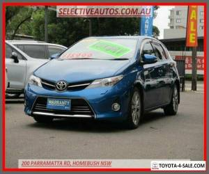 2014 Toyota Corolla ZRE182R Levin ZR Blue Automatic 7sp A Hatchback for Sale