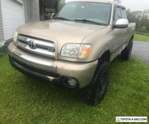 2005 Toyota Tundra TR5 for Sale