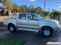 2008 Toyota Hilux SR5 (4X4) 5 speed Turbo diesel immaculate condition.