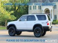 1998 Toyota 4Runner Great Condition New Lift kit Tires Serviced 1Owner