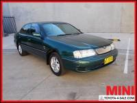 2002 Toyota Avalon MCX10R Mark II CSX Sedan 4dr Auto 4sp, 3.0i Green Automatic