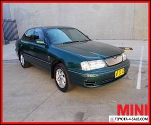 2002 Toyota Avalon MCX10R Mark II CSX Sedan 4dr Auto 4sp, 3.0i Green Automatic for Sale