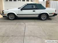 1985 Toyota Celica GTS