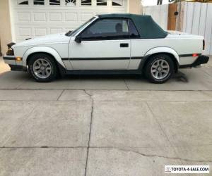 1985 Toyota Celica GTS for Sale