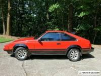 1982 Toyota Supra Celica Supra
