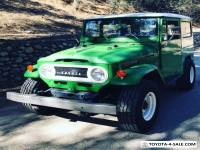 1970 Toyota Land Cruiser