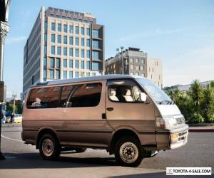 1994 Toyota Hiace Super Custom for Sale