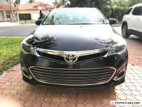2015 Toyota Avalon 6-Spd ECT-i A/T w/Seq Shift Mode