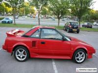 1989 TOYOTA MR2 MK1 1.6  HPI CLEAR - AW11