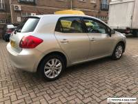 2007 (57) Toyota Auris 1.6 T Spirit 70k Semi Auto MMT Keyless Entry Start