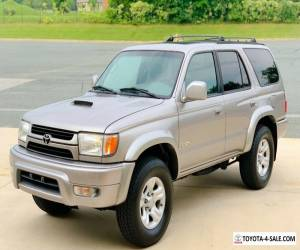 2002 Toyota 4Runner No Reserve Diff Lock Sport Edition 4x4 for Sale