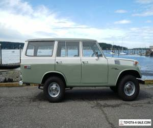 1976 Toyota Land Cruiser FJ-55 for Sale