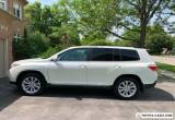 Toyota: Highlander 4WD 4Dr for Sale