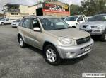 2004 Toyota RAV4 ACA23R Cruiser Gold Automatic A Wagon for Sale