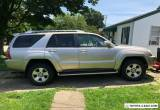 2003 Toyota 4Runner Gold for Sale