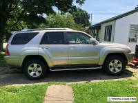 2003 Toyota 4Runner Gold