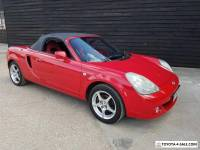 Toyota MR2 Roadster 2006 Facelift