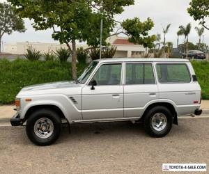 1987 Toyota Land Cruiser for Sale