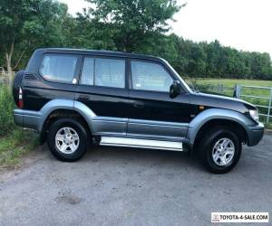 Toyota Land Cruiser Colorado 3.0 litre diesel, manual, 1998 for Sale