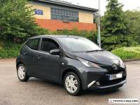2015 TOYOTA AYGO X-PRESSION VVT-I 5 Door 1.0 Litre Hatchback GREY C1 108